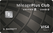 United MileagePlus® Club Card Image