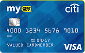 Image of My Best Buy Visa® Card