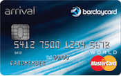 Image of Barclaycard Arrival™ World MasterCard®