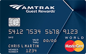 Image of Amtrak Guest Rewards® World MasterCard®