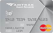 Image of Amtrak Guest Rewards® Platinum Mastercard®