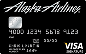 Image of Alaska Airlines Visa Signature® Credit Card