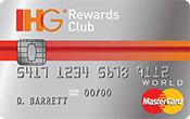 IHG® Rewards Club Select Credit Card Image