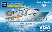 Royal Caribbean® Credit Card Image
