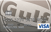 Image of Gulf Visa® Card