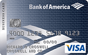 Platinum Visa® Business Credit Card Image