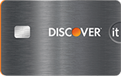 Discover it® Secured Credit Card Image