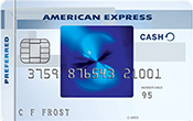 Image of Blue Cash Preferred® Card from American Express