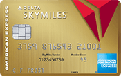 Image of Gold Delta SkyMiles® Credit Card from American Express