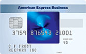 The Blue for Business® Credit Card from American Express Image