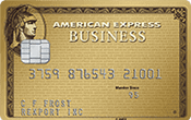 The Business Gold Rewards Card from American Express OPEN Image