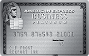 Image of The Business Platinum Card® from American Express OPEN