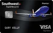Southwest Airlines Rapid Rewards® Premier Credit Card Image