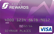 Image of Orbitz Rewards Visa Card