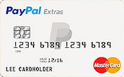 Image of PayPal Extras Mastercard