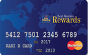 Image of Best Western Rewards® MasterCard®