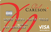 Club Carlson Business Rewards Visa Card Image