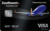 Image of Southwest Rapid Rewards® Premier Business Credit Card