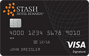 Stash Hotel Rewards® Visa® Card Image
