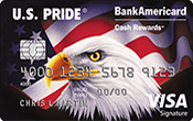 Image of U.S. Pride® Credit Card
