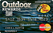 Image of Bass Pro Shops® Outdoor Rewards® Credit Card