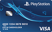 Image of PlayStation® Card from Capital One®