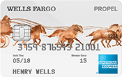 Image of Wells Fargo Propel American Express® Card