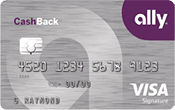 Image of Ally CashBack Credit Card