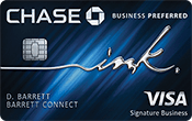 Ink Business Preferred℠ Credit Card Image