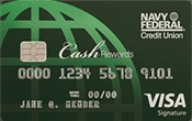 cashRewards Credit Card Image