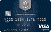 Image of USAA Preferred Cash Rewards Visa Signature®