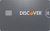 Image of Discover it® Secured Card ­- No Annual Fee