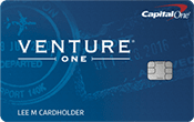 Image of Capital One® VentureOne® Rewards Credit Card