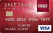 Image of BB&T Spectrum Rewards® Card