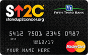 Image of Stand Up To Cancer® Credit Card