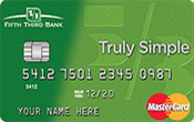 Image of Truly Simple Credit Card