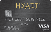 Image of The Hyatt Credit Card