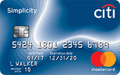 Image of Citi Simplicity® Card - No Late Fees Ever