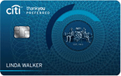 Image of ThankYou® Preferred Credit Card