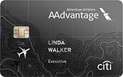 Image of Citi® / AAdvantage® Executive World Elite™ Mastercard®