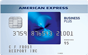 Image of The Blue Business℠ Plus Credit Card from American Express