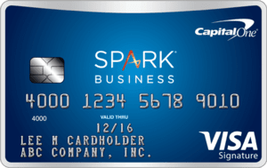 Image of Capital One® Spark® Miles Select for Business
