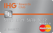 Image of IHG® Rewards Club Select Credit Card