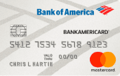 Image of BankAmericard® Credit Card