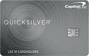 Image of Capital One® Quicksilver® Card