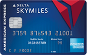 Image of Blue Delta SkyMiles® Credit Card