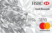 Image of HSBC Cash Rewards Mastercard® credit card