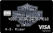 Image of Harley-Davidson® Visa Signature® Card