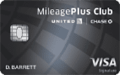 Image of United MileagePlus® Club Card