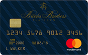 Image of Brooks Brothers Platinum Mastercard